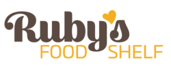 Ruby's Food Shelf Logo