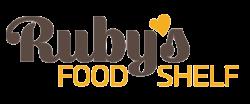Ruby's Food Shelf Logo