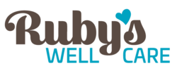 Ruby's Well Care Logo